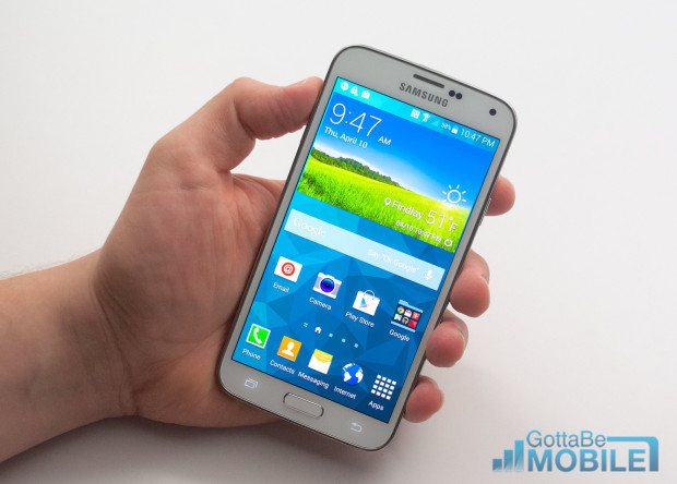 The Galaxy S5 is an excellent Android smartphone