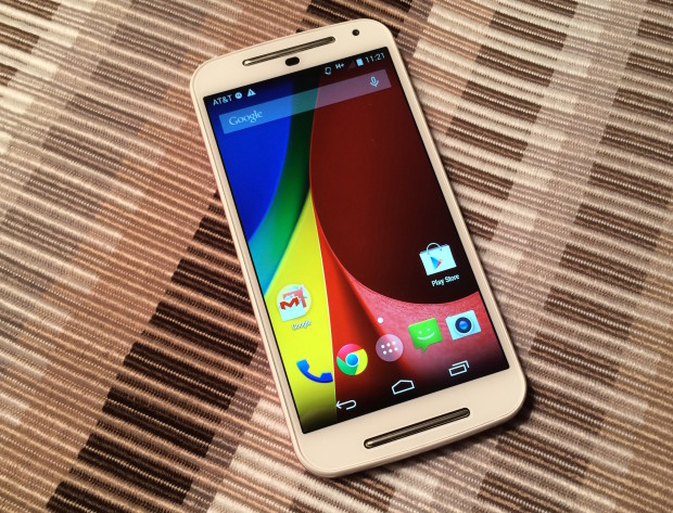 The new Moto G (2014) is the best budget smartphone
