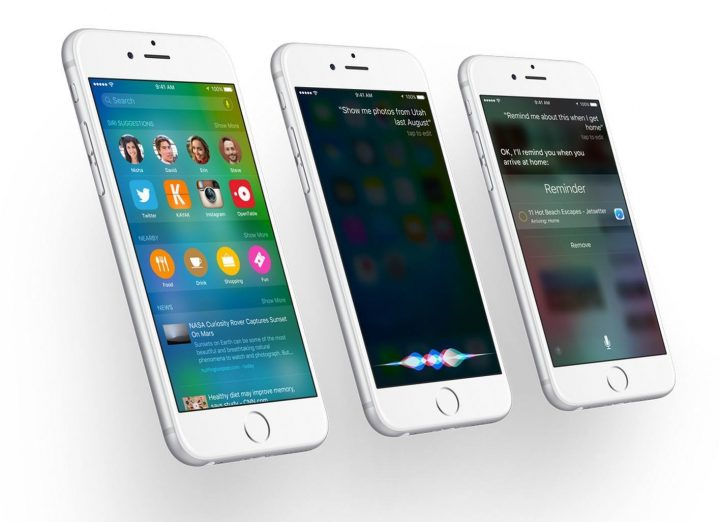 iOS 9 Release Date Features - 1