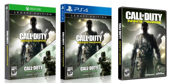 What you need to know about the Infinite Warfare release date.