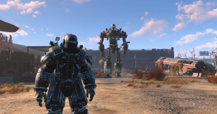 Liberty Power Armor
