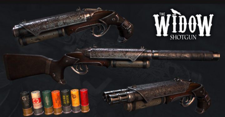 The Widow Shotgun