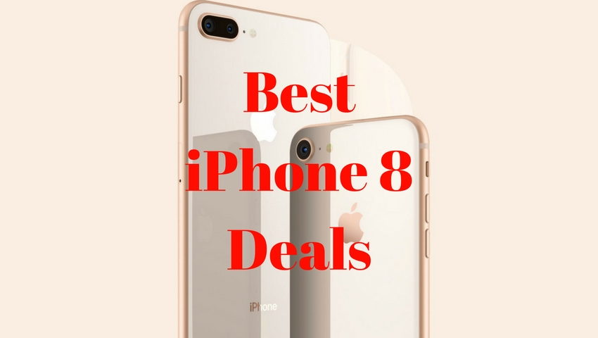 Here are the best iPhone 8 deals you will find.
