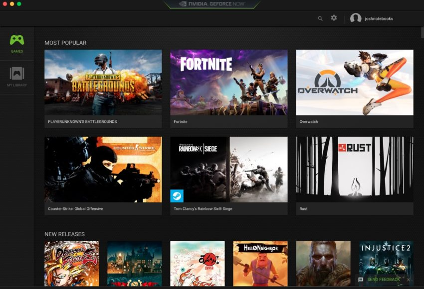 Use GeForce Now to play PUBG on Mac with no added fees.