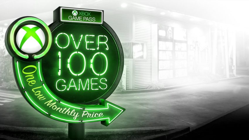 Game Pass Lets You Play Games Without Buying Them