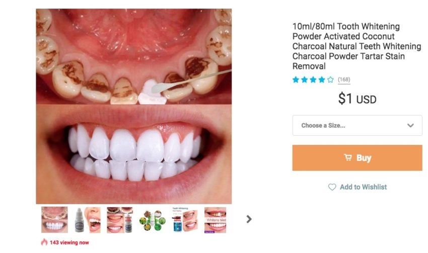 Tooth Whitening Kits
