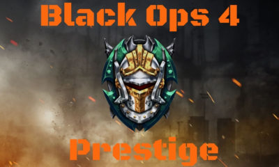 What you need to know about Call of Duty: Black Ops 4 Prestige.