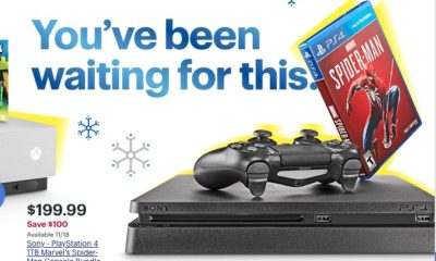 Here are the best Black Friday 2018 PS4 deals.