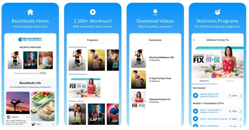 Use this Beachbody workout app to get ready for spring.