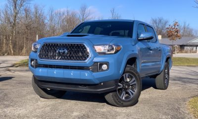 The 2019 Toyota Tacoma is great at truck tasks and off-road, but is a little rough on the road.
