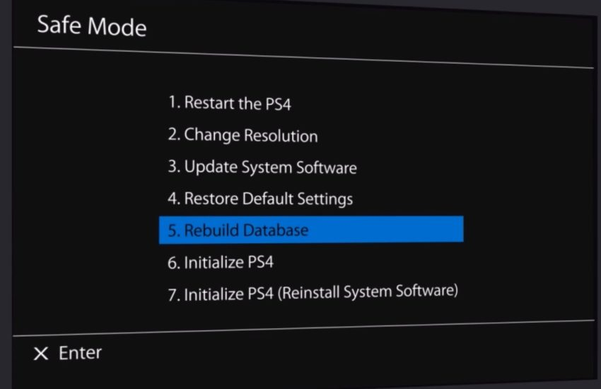 This is how to fix a bricked PS4 from Anthem crashes so you can play again.