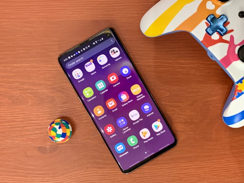 The new Samsung One UI is a nice skin for Android.