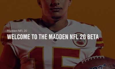 What you need to know about the Madden 20 beta.