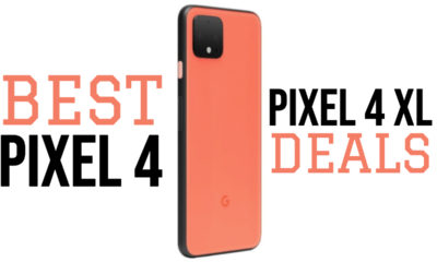 Save up to $450 or get one free with the biggest Pixel 4 deals.