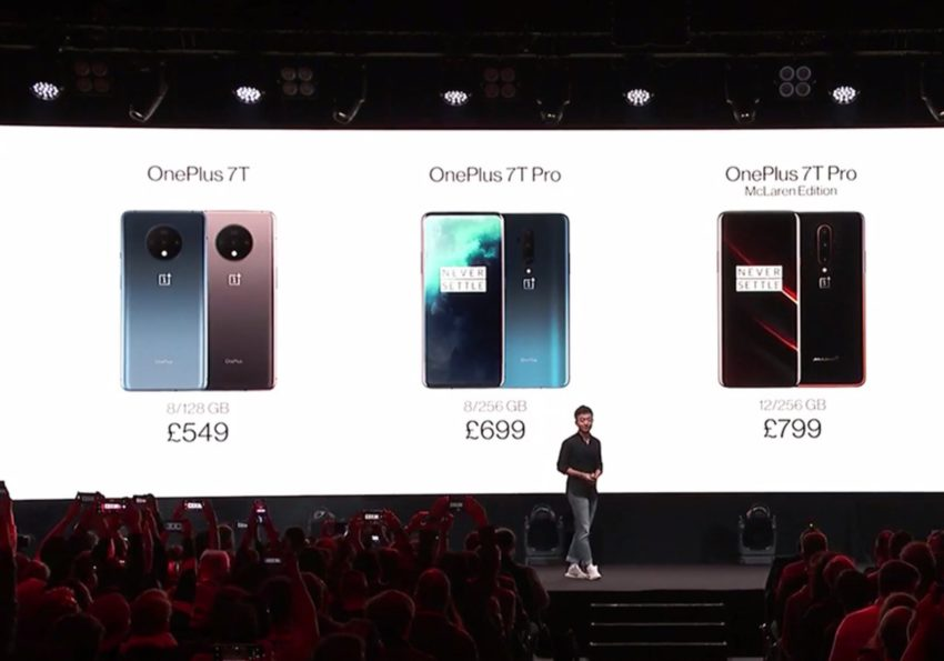 Consider the OnePlus 7T