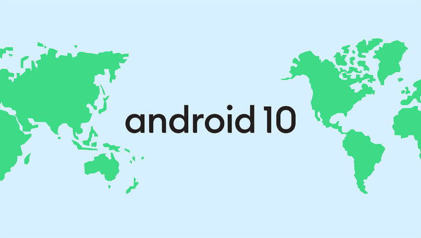 Track Android 10