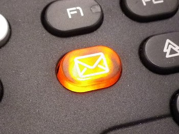 voicemail indicator